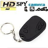 Mini DVR Llavero Esp/ía Realiza Fotos y Video Cable USB Micro SD 2GB Apariencia Mando Coche