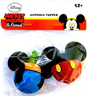 Disney Car Antenna Ball Toppers (Mickey Body & Goofy Body)
