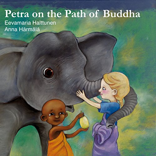 Petra on the Path of Buddha audiobook cover art