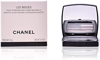 Chanel Les Beiges Healthy Glow Natural Eyeshadow Palette - # Medium, 4.5 gm