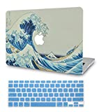 LuvCase 2 in 1 Laptop Case Compatible with MacBook New Air 13 Inch (2021/2020) A2337 M1/A2179 (Touch ID) Retina Display...