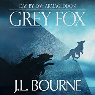 FREE: Day by Day Armageddon: Grey Fox audiobook cover art