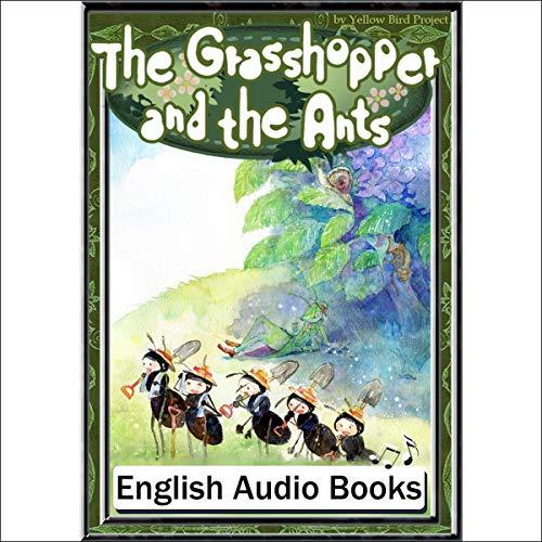 『The Grasshopper and the Ants(アリとキリギリス・英語版)』のカバーアート