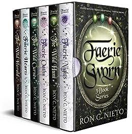 Faerie Sworn: The complete omnibus set (English Edition)
