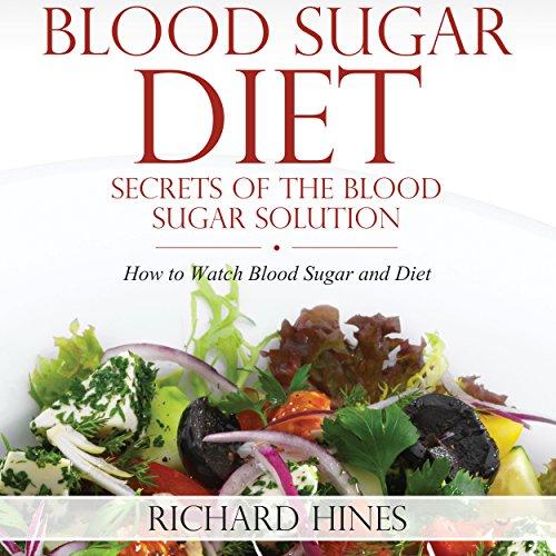 Blood Sugar Diet audiobook cover art