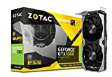 ZOTAC ZT-P10600G-10M GeForce GTX 1060 AMP+ Edition 9Gbps 6GB GDDR5 192-bit PCIe 3.0 Gaming Graphics Card VR Ready