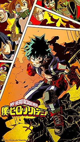 The Hero academia Manga Vol 1 and Vol 2 For 2021: Genres : Fantasy, Supernatural, Hentai, School, Comedy, Drama, Romance, Shoujo, Yaoi, Game, Kids, (English Edition)
