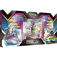 Deals on Pokemon Trading Card Game: Snorlax and Lapras VMAX Collection