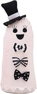 XMYIFOR Halloween Witch Pumpkin Cat Decoration Home Ornament Plush Stuffed Doll Toys