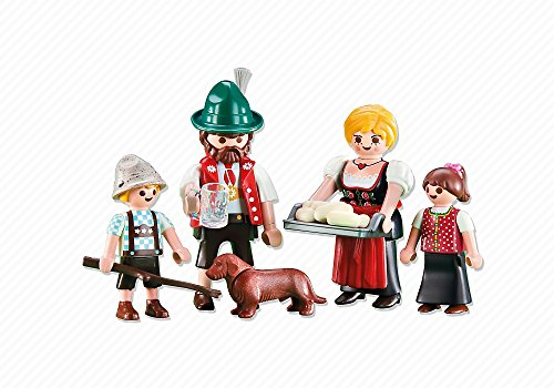 Playmobil - Familia Tradicional (6395)
