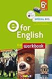 E for English 6e - Workbook Spécial DYS - version papier - Didier - 05/09/2017