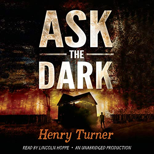 Ask the Dark audiobook cover art