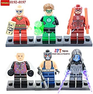 Toys & Hobbies The Best Single Star Wars Super Heroes Marvel Dc Comics Batman Wings Building Blocks Models Bricks Toys For Children Kits Blocks