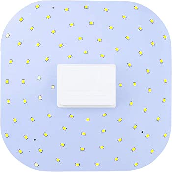 Luxvista 2d Led Gr10q 4 Pin Square Light Bulb 18 Watt Daylight 2d 4p Bulbs 28w 2d Linear Compact Fluorescent Bulb Equivalent Gr10q Base 2d Led Lamp For Living Room Bathroom Lighting Remove