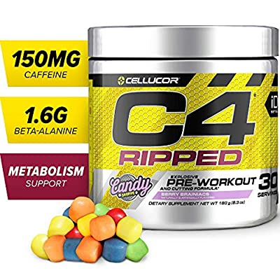 C4 Ripped Pre Workout30 Servings