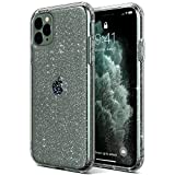 ULAK iPhone 11 Pro Max Case, iPhone 11promax Clear Glitter