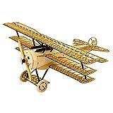 Onenineten VX11 Balsa Madera Avión estático 5% prefabricado 1:18 Avión de mano DIY Avión Maqueta de maqueta