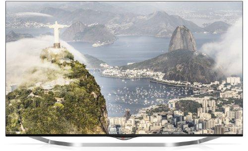 LG 55UB850V 139 cm (55 Zoll) Fernseher (Ultra HD, Triple Tuner, 3D, Smart TV)