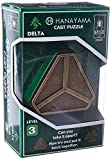 BePuzzled Delta Hanayama Cast Metal Brain Teaser Puzzle (Level 3) Puzzles For Kids & Adults Ages 12 & Up