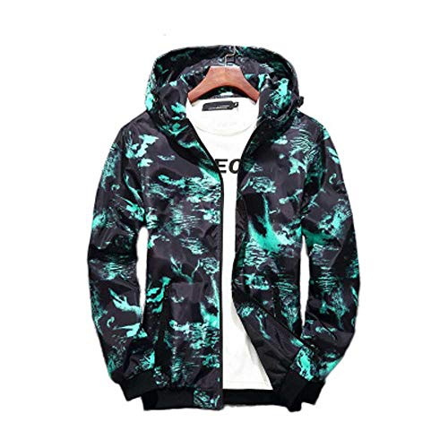 Frühling Herbst Jacken Herren Camouflage Pilot Bomberjacke Männliche Mode Baseball Hip Hop Mäntel Mantel Markenkleidung Männlicher Mantel 5XL