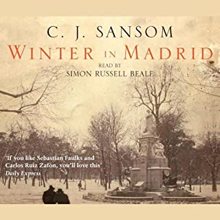 Winter in Madrid cover art