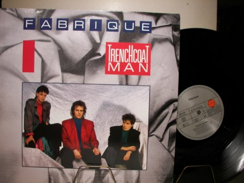 Trenchcoat Man [Vinyl Single]