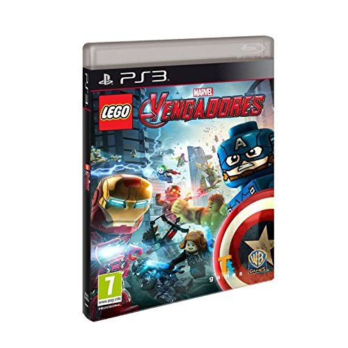 LEGO Vengadores - Edición Estándar - PlayStation 3