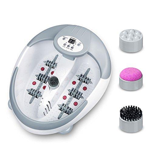 Preisvergleich Produktbild Hangsun Fußbad FM600 Fußbad Luxus multifunktional mit Massagerollen Spa Thalasso Pediküre