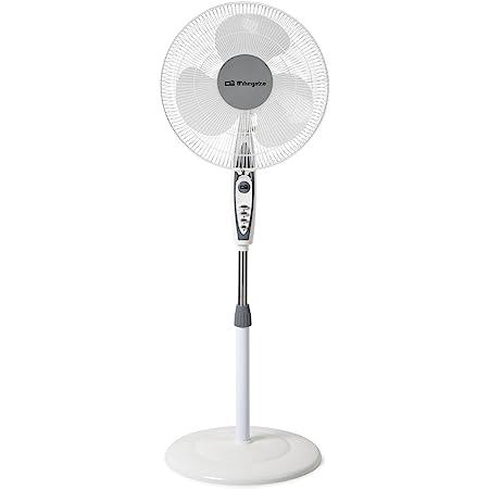 Orbegozo 0147 SF-Ventilateur sur pied 40 cm Blanc