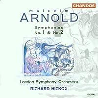 Arnold: Symphonies 1 & 2 (1995-03-21)