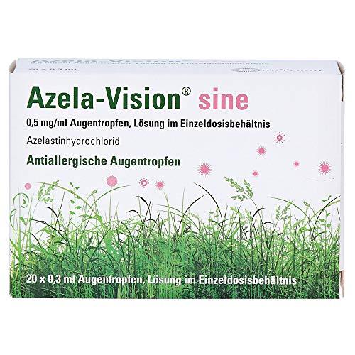 Azela-Vision Sine 0,5 mg/ml Augentropfen in Einzeldosis
