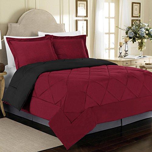 Peach Skin Reversible Comforter Sets