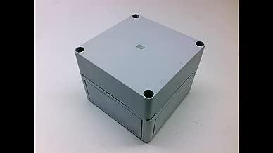 Rittal 9511 000, Polycarbonate Enclosure, 130Mm X 130Mm X 99Mm, 9511 000