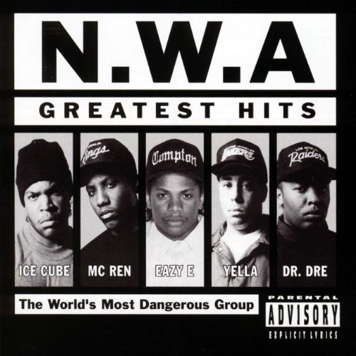 N.W.A. Greatest Hits [Explicit]