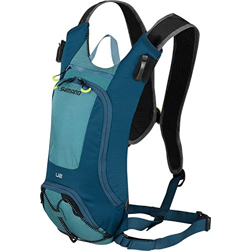 SHIMANO Unzen II Trail Backpack 2 L Aegean Blue 2019 Rucksack