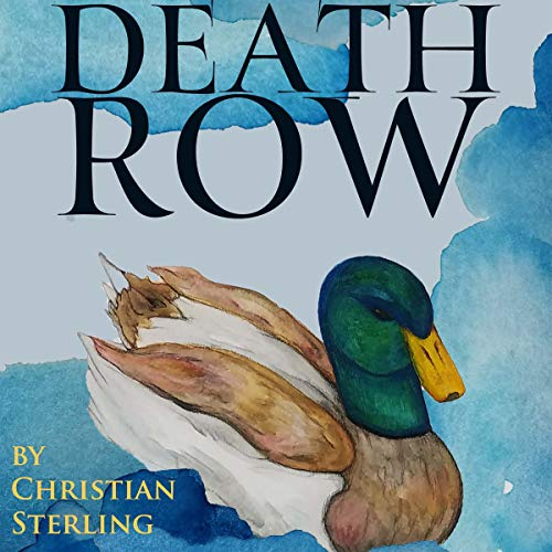 Death Row audiobook cover art