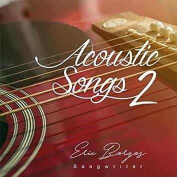 Acoustic Songs 2 (feat. Douglas Haines)