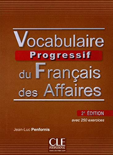 Vocabulaire progressif du français des affaires (1CD audio): Livre + CD a