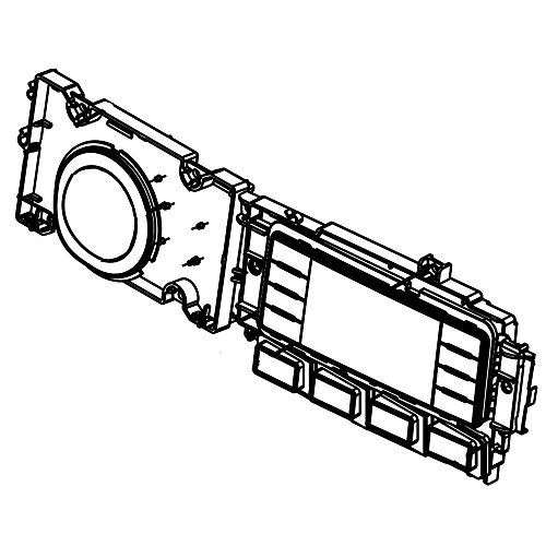 Lg Ebr78534405 Washer User Interface Genuine Original Equipment Manufacturer (Oem) Part