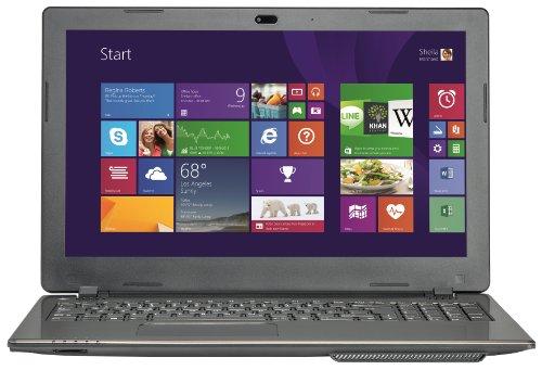 Medion P6647/615B 39,6 cm (15,6 Zoll) Laptop (Intel Core i5 4200M, 2,5GHz, 8GB RAM, 500GB HDD, NVIDIA GF GT 825M, Win 8) Titangrau