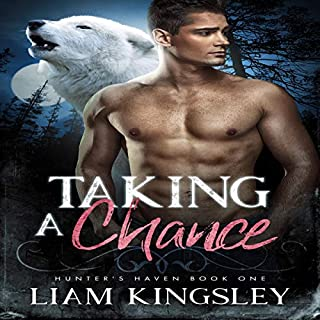 Taking a Chance audiobook cover art