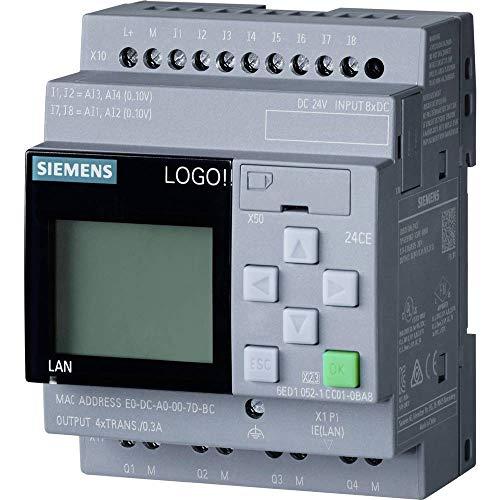 Siemens 6ED1052-1CC08-0BA0 6ED1052-1CC08-0BA0 SPS-Steuerungsmodul 24 V/DC