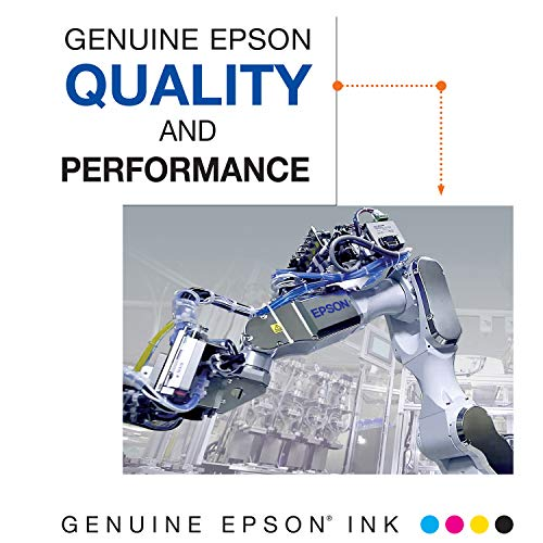 Epson T125120-BCS DURABrite Ultra Black and Color Combo Pack Standard Capacity Cartridge Ink Photo #5