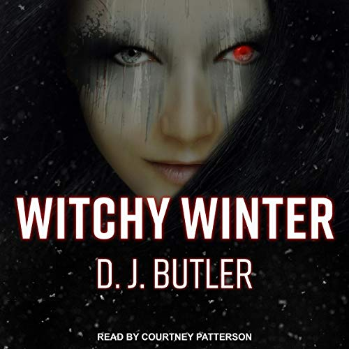Witchy Winter: Witchy Eye Series, Book 2