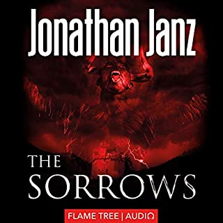 The Sorrows audiobook cover art