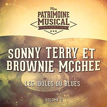 Les idoles du blues : Sonny Terry et Brownie McGhee, Vol. 2