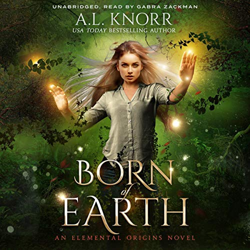Born of Earth Audiobook By A.L. Knorr cover art
