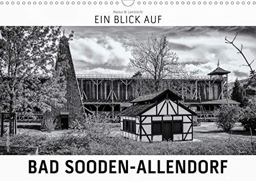 Ein Blick auf Bad Sooden-Allendorf (Wandkalender 2021 DIN A3 quer)