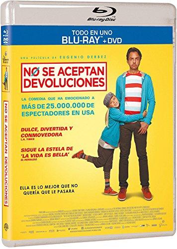 No Se Aceptan Devoluciones (BD + DVD) [Blu-ray]