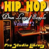 Hip Hop Drum Loops & Samples, Vol. #2